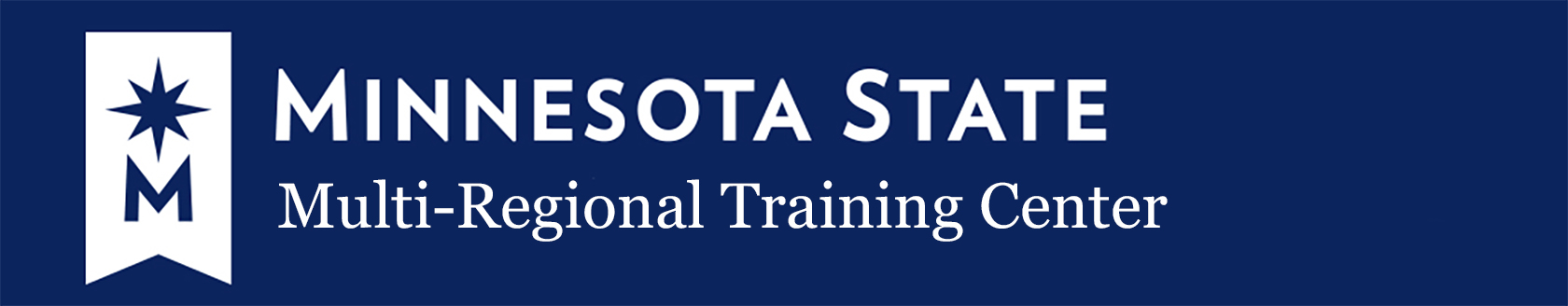 Minnesota State Multi-Regional Training Center Logo